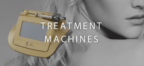 TREATMENT MACHINES(業務用機器)