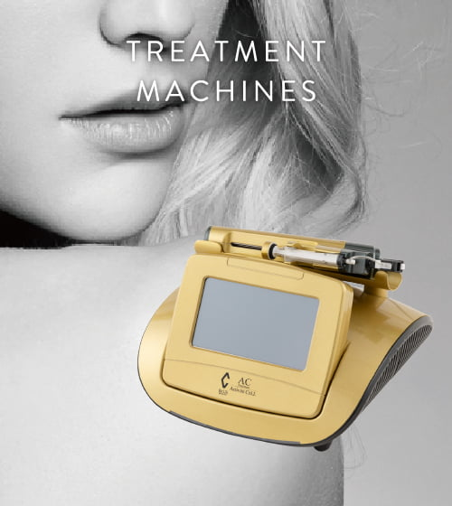 TREATMENT MACHINES(業務用機器)